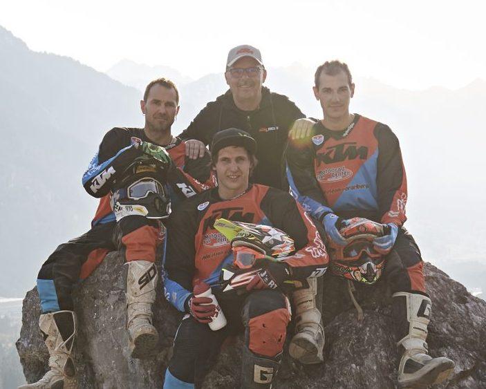 Enduro team Vorarlberg